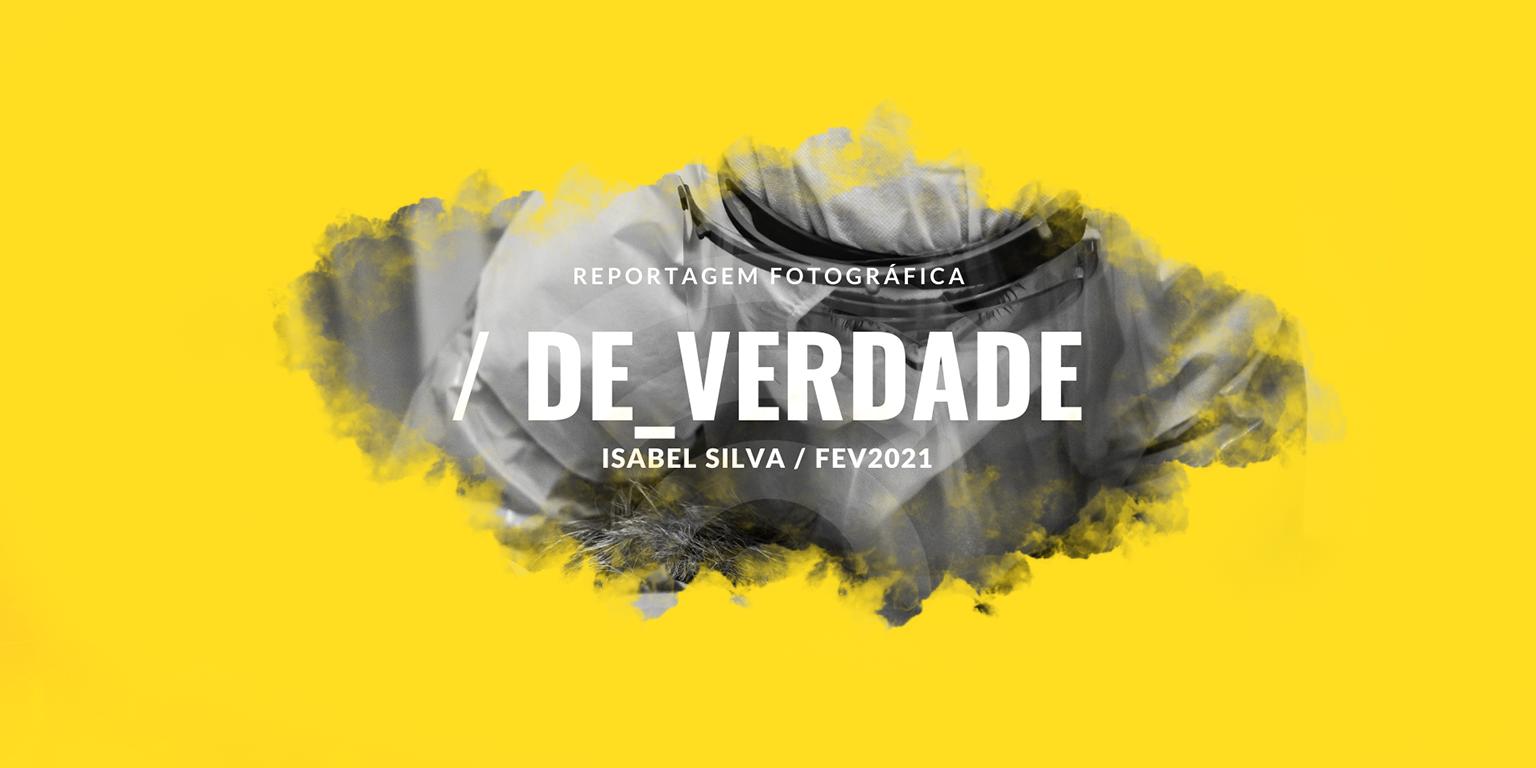 Exposição Online DE_VERDADE por Isabel Silva