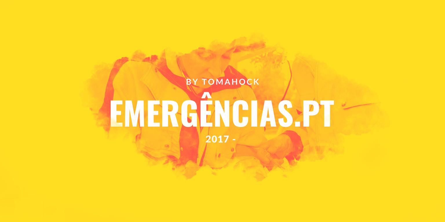 EMERGENCIAS.PT BY JOÃO PINA (FOUNDER VOST PORTUGAL)