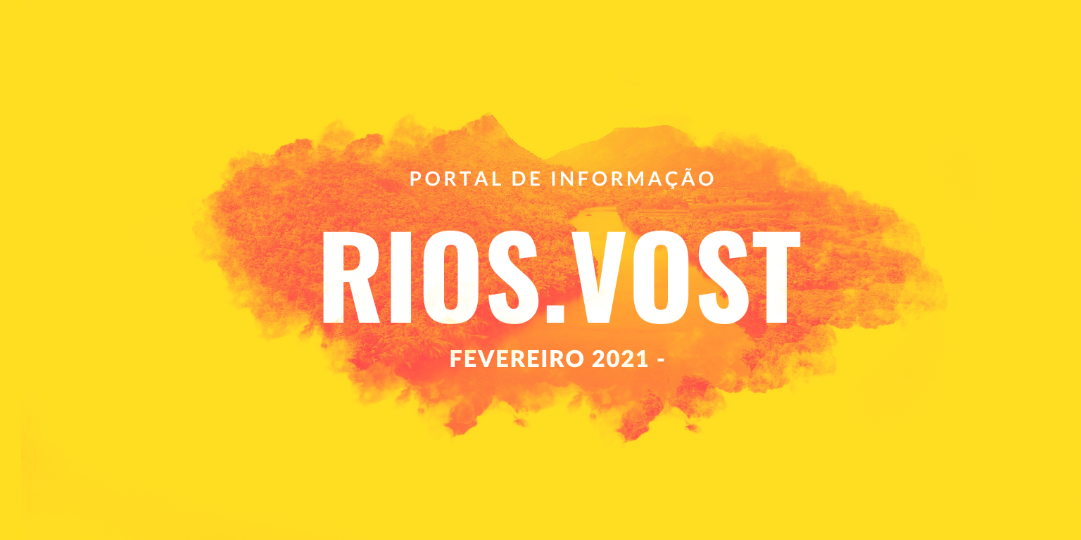 VISITA O RIOS.VOST.PT E ESTÁ A PAR DA INFORMAÇÃO DAS BARRAGENS E RIOS
