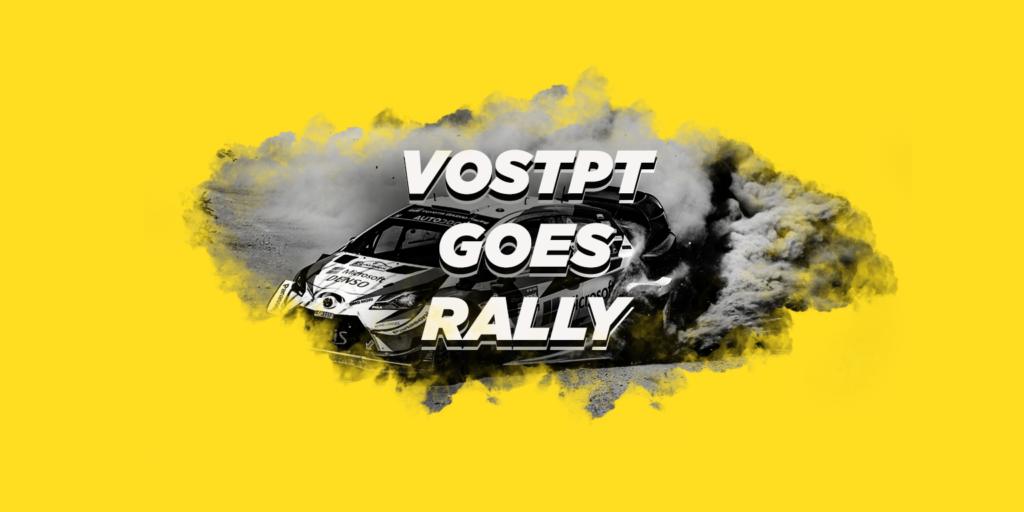VOST Portugal Rally de Portugal Vodafone 2021